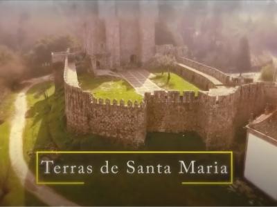 Terras de Santa Maria - Episódio 6 - Rede Social