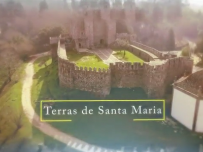 Terras de Santa Maria  - Episódio 4 - Turismo de natureza